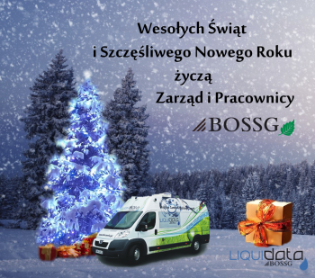 Merry Christmas and Happy New Year from the Board and Staff of BOSSG